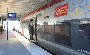 56 000 voyageurs empruntent quotidiennement 500 trains sur 20 lignes TER en Languedoc-Roussillon-Midi-Pyrénées