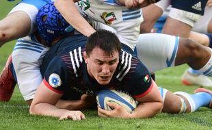 De retour à Montpellier, Louis Picamoles peut être considéré comme le premier transfert de l'histoire du rugby.