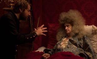 La mort de Louis XIV, du réalisateur espagnol Albert Serra