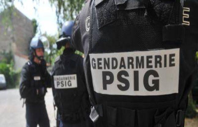 La gendarmerie est intervenue sur place.