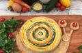 La quiche aux légumes