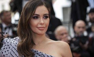 Nabilla Vergara au festival de Cannes 2019.