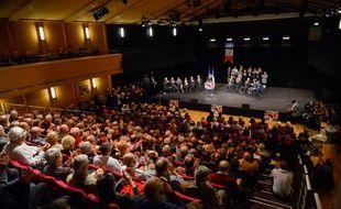 Réunion publique de soutien à François Fillon au Pontet, le 16 février 2017