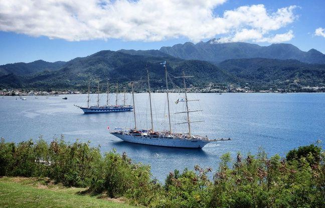 Dans la baie du Prince Ruppert, les voiliers de plaisance ont depuis longtemps remplacé les navires de guerre anglais et français.
