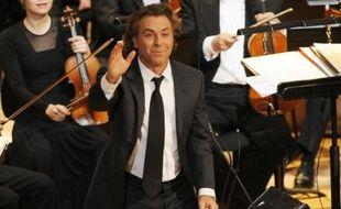 Roberto Alagna aux Victoires de la musique classique, le 9 février 2009