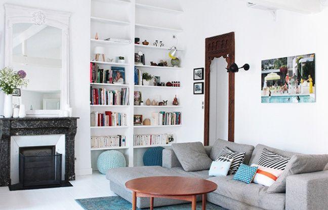 comment chapper un peu la d co scandinave dans nos int rieurs. Black Bedroom Furniture Sets. Home Design Ideas