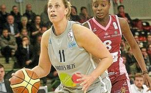 Yuliya Andreyeva a concassé à elle seule Arras dans le 3e quart-temps.