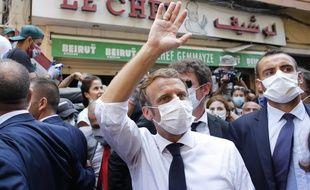 Macron de retour au Liban à la rentrée