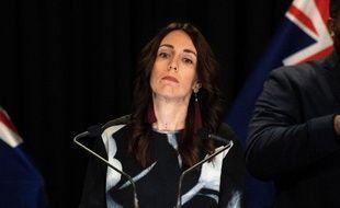 La première ministre de Nouvelle-Zélande, la travailliste Jacinda Ardern.