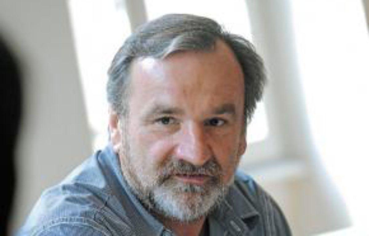 René Vogel, le directeur de Regain. –  G. Varela / 20 Minutes