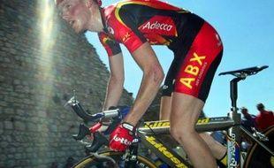 Le Luxembourgeois Benoît Joachim, ancien équipier de l'Américain Lance Armstrong, a implicitement regretté de ne jamais s'être dopé, se reprochant a posteriori de ne pas avoir travaillé avec le docteur Ferrari, a-t-il déclaré vendredi dans un journal luxembourgeois