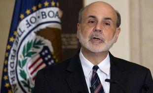 Les dirigeants de la banque centrale américaine (Fed) achevaient jeudi une réunion à l'issue de laquelle ils devraient très vraisemblablement décider d'assouplir encore un peu plus la politique monétaire ultra-accommodante en vigueur aux Etats-Unis.