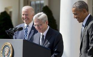 Barack Obama a choisi Merrick Garland pour occuper le siège du neuvième juge de la Cour suprême.