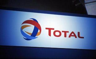 Le logo de Total
