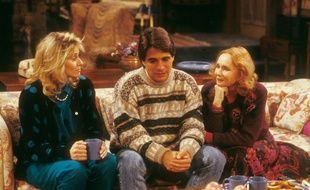 Aux côtés de Judith Light et Tony Danza dans un des principaux décors du soap «Madame est servie».