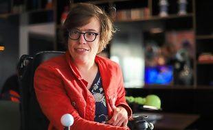 L'ingénieure pédagogique Jennifer Carmichael.