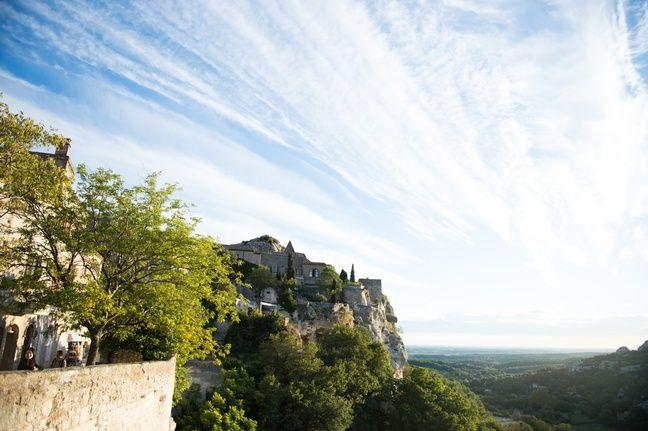 Les Baux-de-Provence en 2013