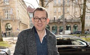 L'acteur Dany Boon, le 12 mars 2018 à Munich