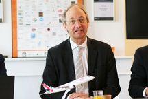 Pascal Personne, président et directeur de l'aéroport de Bordeaux-Mérignac