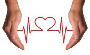 Illustration d'un électrocardiogramme.