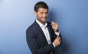 Le présentateur de «Confessions intimes» sur NT1, Christophe Beaugrand.