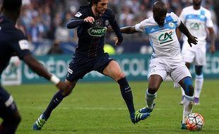 Lassana Diarra est l'un des rares Marseillais de haut standing