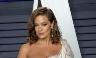 La mannequin Ashley Graham