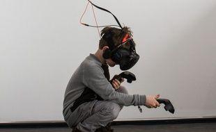 La salle d'arcade VR Mindout a ouvert à Paris