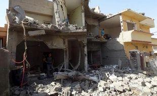 """Une branche d'Al-Qaïda, l'""""Etat islamique en Irak et au Levant"""" (EIIL), a revendiqué dimanche, dans un communiqué publié sur des sites jihadistes, la vague d'attentats qui a fait plus de 70 morts en Irak pendant la fête de fin du ramadan"""