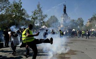 """Depuis le début du mouvement des """"gilets jaunes"""", le 17 novembre 2018, de nombreuses violences ont été enregistrées."""