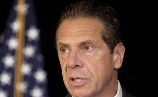 Le gouverneur démocrate de New York, Andrew Cuomo.
