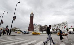 L'explosion aurait eu lieu près de l'ambassade américaine à Tunis (image d'illustration).