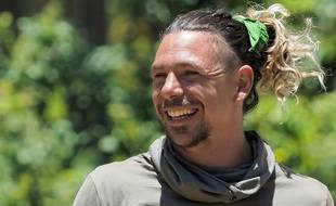 Bertrand-Kamal, toujours tout sourire, même lors de son élimination