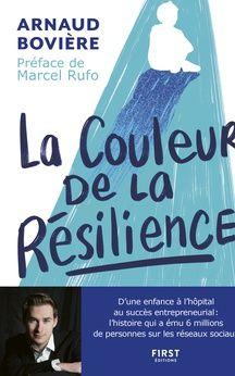 Couverture du livre « La Couleur de la Résilience ».