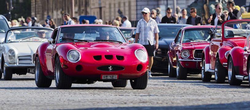Les voitures anciennes constituent l'une des niches visées par les acteurs du retrofit, technique qui consiste à convertir une voiture essence ou diesel à l'électrique. (Photo illustration).