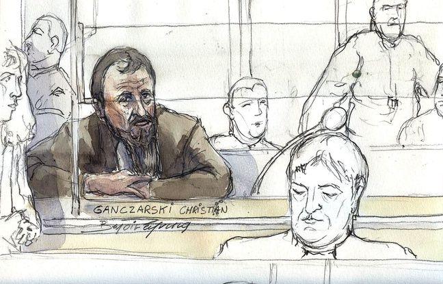 Christian Ganczarski lors de son procès en 2009.
