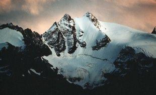 Alpes (Illustration).
