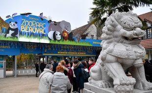 Le zoo de Beauval, dans le Loir-et-Cher.