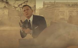 Daniel Craig dans «Spectre».