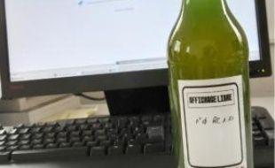Une explication mise en bouteille.