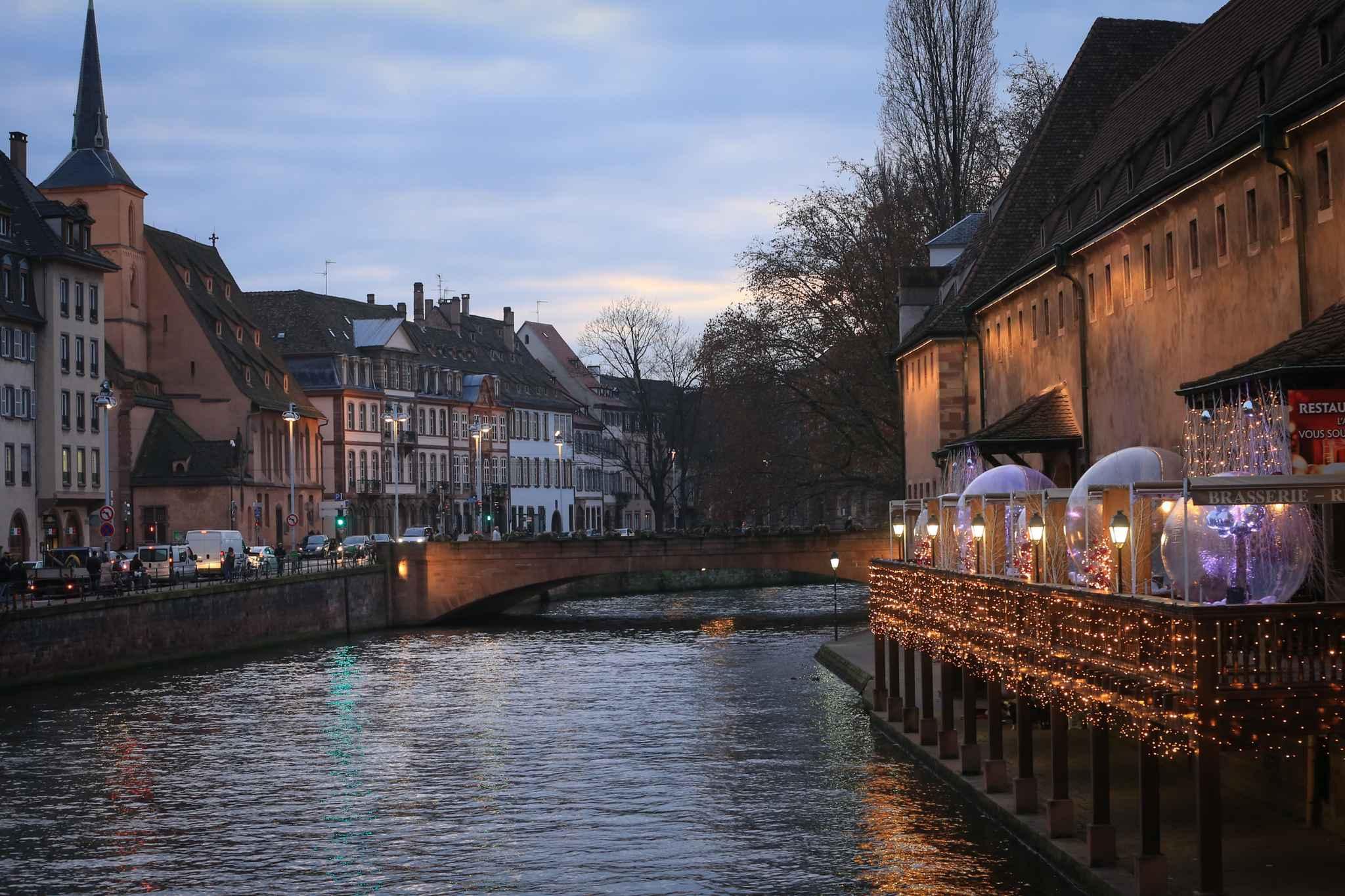 strasbourg la 2e ville la plus consult e par les voyageurs fran ais pour leur vacances d 39 hiver. Black Bedroom Furniture Sets. Home Design Ideas
