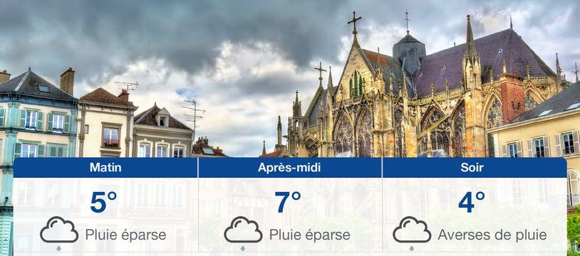 Météo Troyes: Prévisions du mercredi 29 janvier 2020