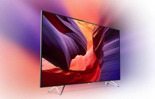 Il devrait se vendre 750.000 téléviseurs en France pour les fêtes.