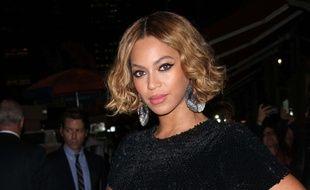 Beyoncé à New York le 4 novembre 2014.