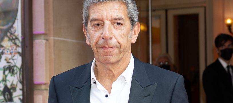 Le médecin Michel Cymes