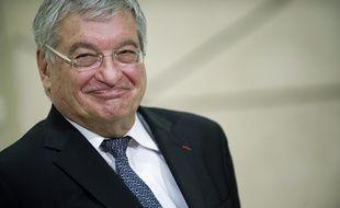 Jacques Auxiette, président du conseil régional des Pays de la Loire de 200' à 2015.