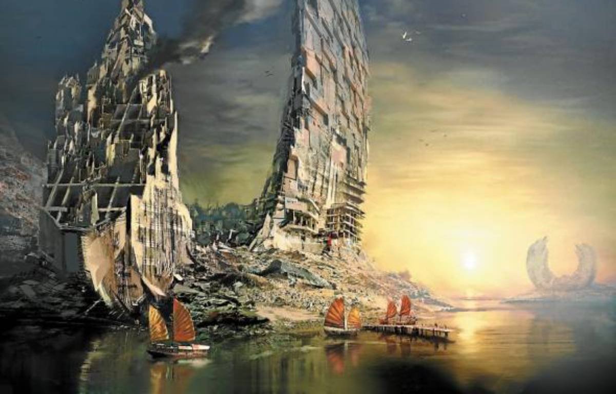 Ree Soesbee, game designer, est responsable des grandes lignes de l'histoire de «Guild Wars 2» (artwork ci-dessus). –  arenanet/ncsoftDR