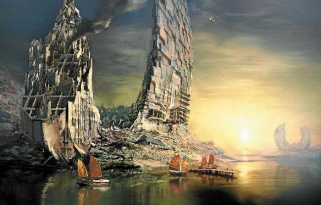 Ree Soesbee, game designer, est responsable des grandes lignes de l'histoire de «Guild Wars 2» (artwork ci-dessus).