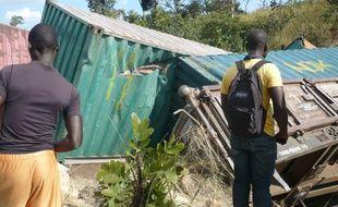 En avril 2014, la région de Katanga en RDC a été le théâtre d'un autre accident ferroviaire.