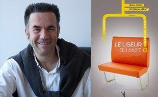 Jean-Paul Didierlaurent, auteur du Liseur du 6h27 (Diable Vauvert)